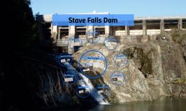 Stave Falls Dam