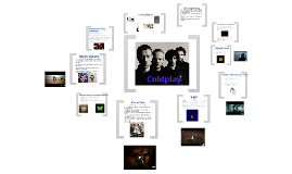 Copy of Coldplay by Claire