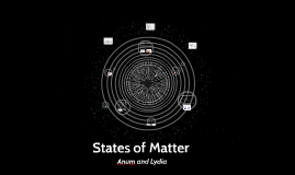 States of Matter - Lydia and Anum