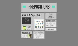 Copy of PREPOSITIONS