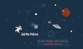 Cold War Politcal