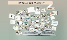 Copy of Coffee & Tea Training