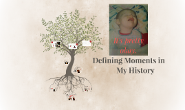 Defining Moments in