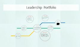 Leadership Findings portfolio