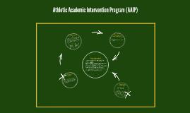 Athletic Academic Intervention Program (AAIP)