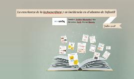 La enseñanza de la lectoescritura y su incidencia en el alum