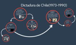 Dictadura de Chile(1973-1990)