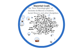 Material Goals