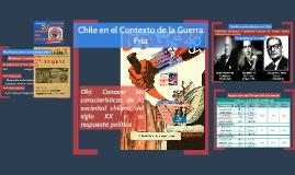 Chile en el Contexto de la Guerra Fría