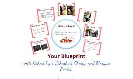 Your Blueprint