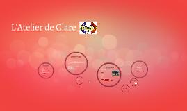 L'Atelier de Clare