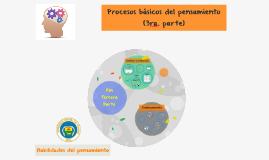 Procesos básicos del pensamiento 3
