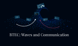BTEC: Waves and Communication