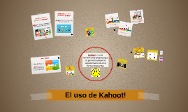 El uso de Kahoot!