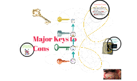 Major Key To Cons