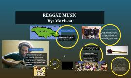 Copy of REGGAE MUSIC