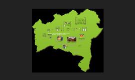 Manchas Culinárias descontínuas - Recôncavo Baiano