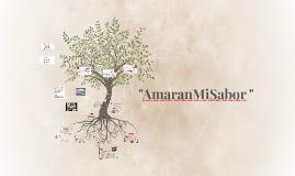 AmaranMiSabor