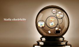 Static Electrecity