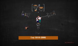 Ley 1010-2006