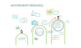 Copy of MOTIVACION PERSONAL