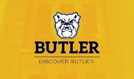 Copy of Discover Butler/Admission and Financial Aid