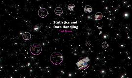 Statistics and Data Handling