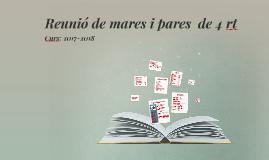 Copy of Reunió de mares i pares