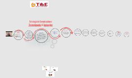 Presentar una estrategia de desarrollo organizacional, con s