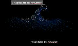 7 Habilidades  Del Networker