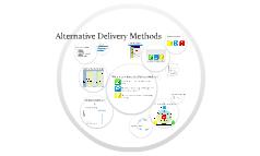 Alt Delivery Presentation