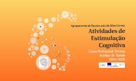 Copy of Atividades de Estimulação Cognitiva