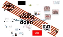 Evenementen presentatie Micha Young (van Nelleke)