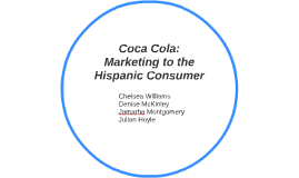 Coke: Marketing to the Hispanic Consumer