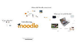 Copy of Introducing Moodle