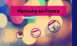 Hanouka en France