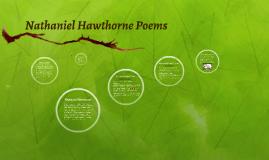 Nathaniel Hawthorne Poems by Kelsy Matney on Prezi