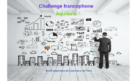 AQUILARIA Business Plan