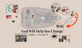 God Will Help You Change