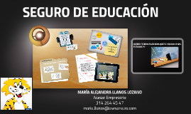 Copy of SEGURO DE EDUCACION