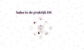 Sales in de praktijk H6