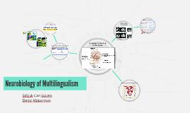 Neurobiology of Multilingualism