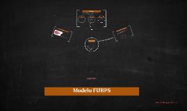 Copy of Modelo de FURPS