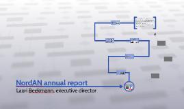 NordAN annual report