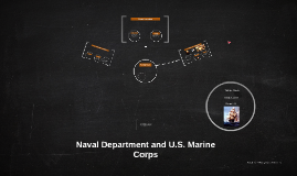 Navy Department and U.S. Marine Corps
