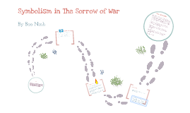 Copy of Symbolism in The Sorrow of War