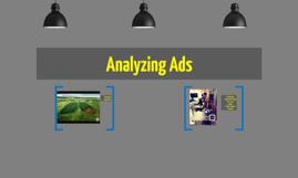 Analyzing Ads