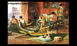 Liceo - República Velha