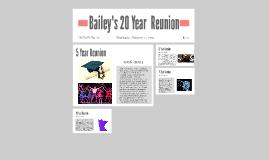 20 Year Reunion (2038)
