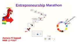 Entrepreneurship Marathon